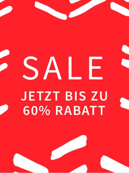 Sale Jetzt Bis Zu 60% Rabatt