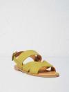 Origami Flat Sandal