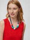 Fresh Ceramic Bead Necklace