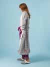 Whimsical Long Fluffy Robe