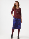 Bobbi Print Skirt