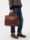 Arthur Leather Laptop Bag