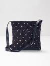 Mini Issy Suede Spot Xbody Bag