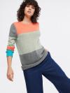 Cashmere Willow Colourblock Jumper