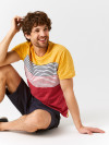 Pool Bay Colourblock Tee