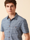 Clifford Print Shirt