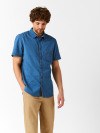 Elgin Indigo Shirt