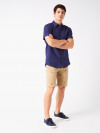Banbury Embroidered Chino Short
