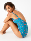 Under The Sea Wrap Swimsuit