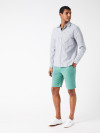 Clifton Textured Stripe Shirt
