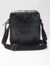 Buzz Leather City Crossbody