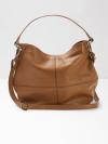 Blake Leather Hobo Bag