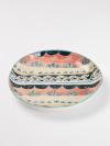 Pink Scallop Decorative Plate