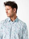 Aquatic Print Shirt