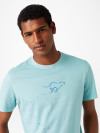 Doggy Paddle Graphic Tee
