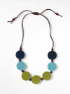 Reversible Cord Necklace