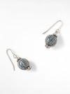 Ceramic Drop Earring