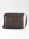 Issy Landscape Suede Xbody