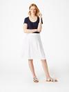 Charlie Linen Skirt