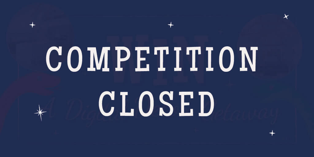 Competition Closed