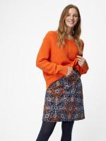 Hudson River Velvet Skirt