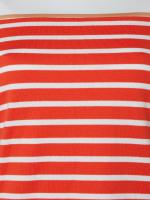 Poppy Stripe Jersey Tee