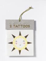 Sun Moon Tattoo