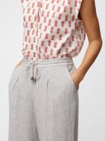 Cedar Crinkle Linen Trouser