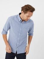 Moorland Dobby Gingham Shirt