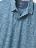 Bolinas Notch Collar Polo
