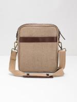 Phoenix Canvas Crossbody Bag