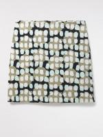 Lula Spot Velvet Skirt