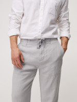 Solana Casual Linen Trouser