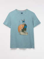 Rabbit Graphic Tee