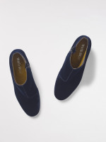 Viola Velvet Shoe Boot