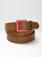 Poppy Leather Belt