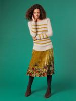 Maple Soft Print Skirt