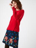 Artistic Velvet Skirt