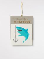Sea Creatures Tattoo