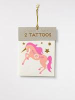 Unicorn & Rainbow Tattoos