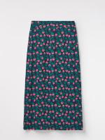 Beach Thistle Maxi Skirt