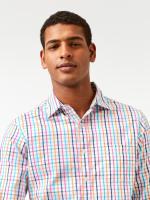 Any-wear Multi Check Shirt
