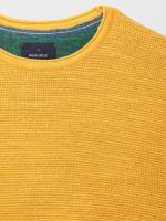 Shulaps Textured Cotton Crew