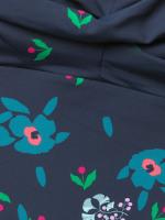 Floral Stripe Tankini Top