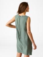 Ada Linen Pinny Dress