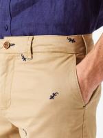 Banbury Embroidered Chino Short