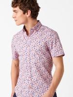 Multi Bird Print Shirt