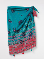Rio Floral Placement Sarong