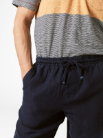 Drawstring Linen Trouser