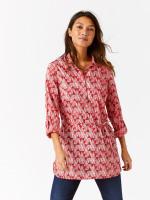 Long Line Riley Shirt
